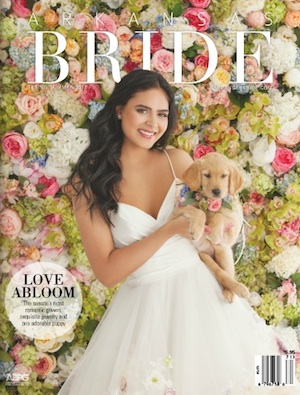 Arkansas Bride Magazine Spring 2017